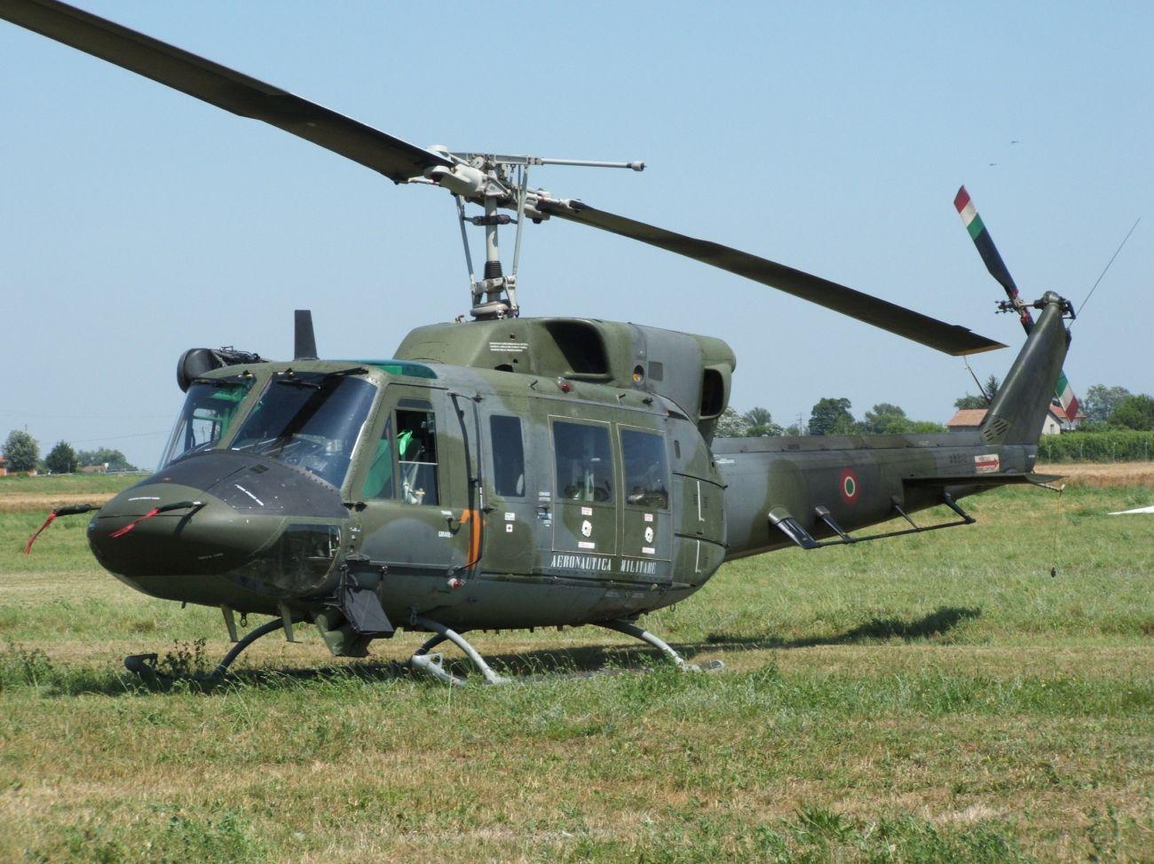Elicottero Ab 212 : In occasione del ° anniversario della morte e